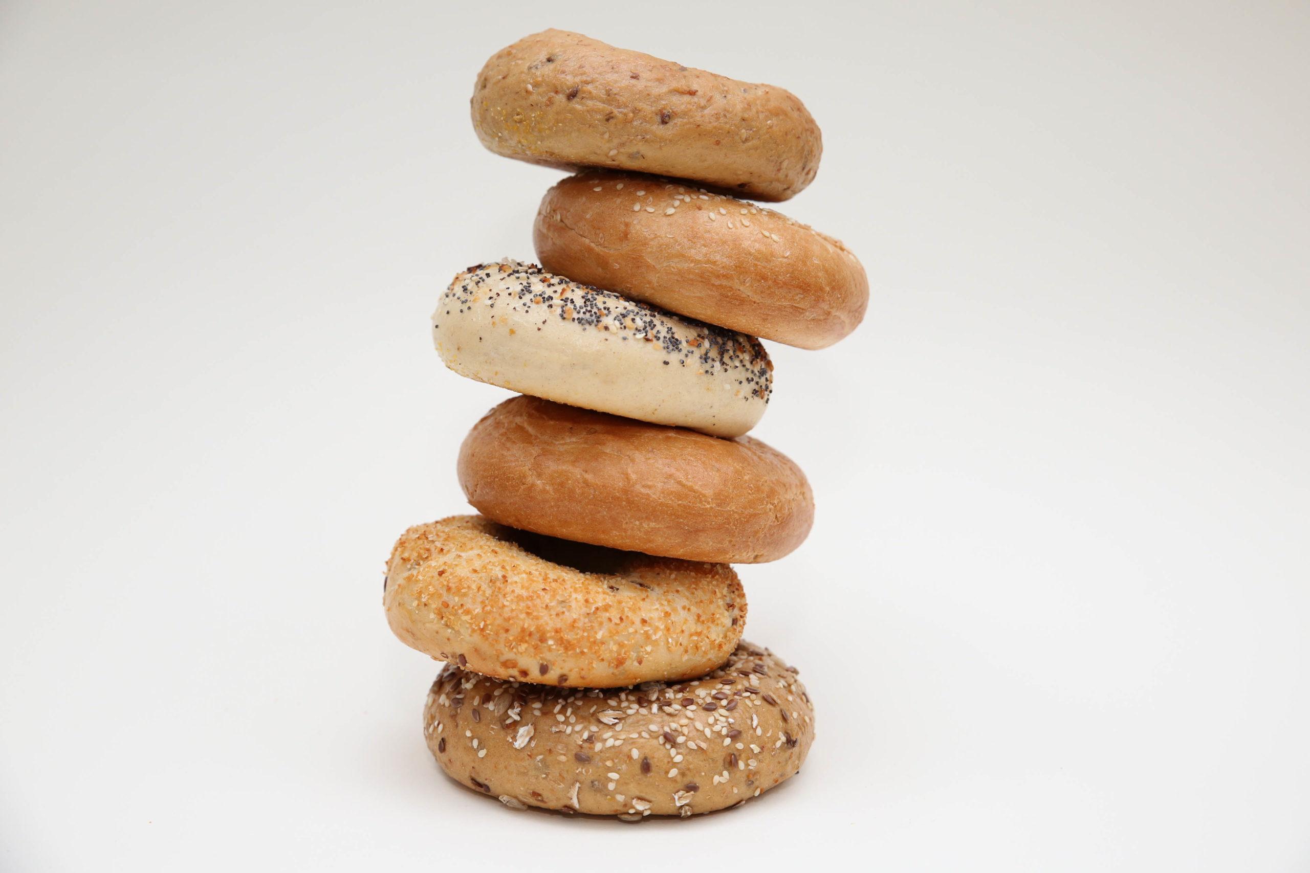 Bagels( unbelegt )