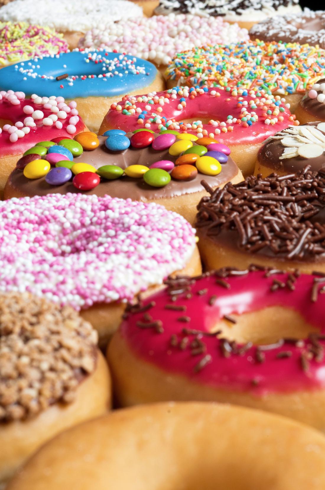 Donut-Boxen